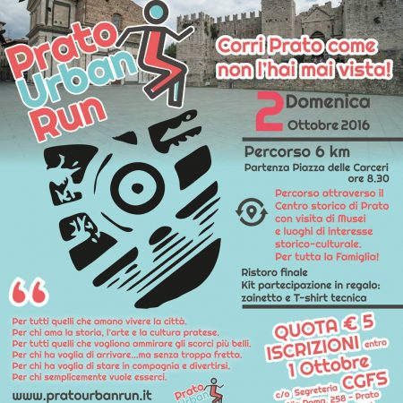 Prato Urban Run