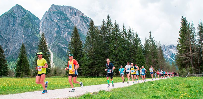 Cortina Dobbiaco Run 2018