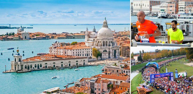 Maratona di Venezia 2017