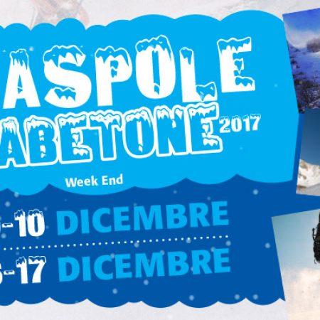 Ciaspole Abetone 2017