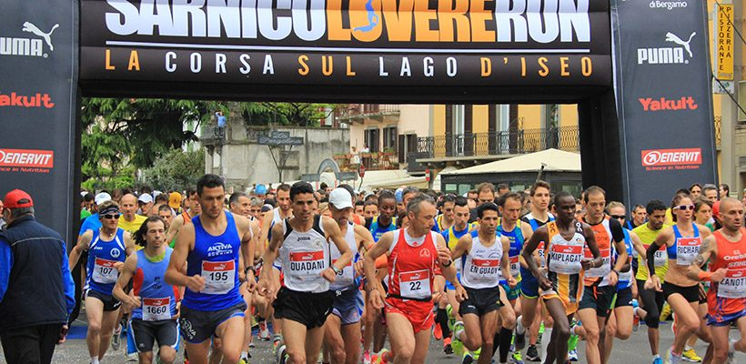 Sarnico Lovere Run 2018